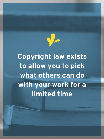 Diving in to copyright basics: what it protects, who is the owner, what are the owner's rights, length, do I need notice, and what's copyright registration.