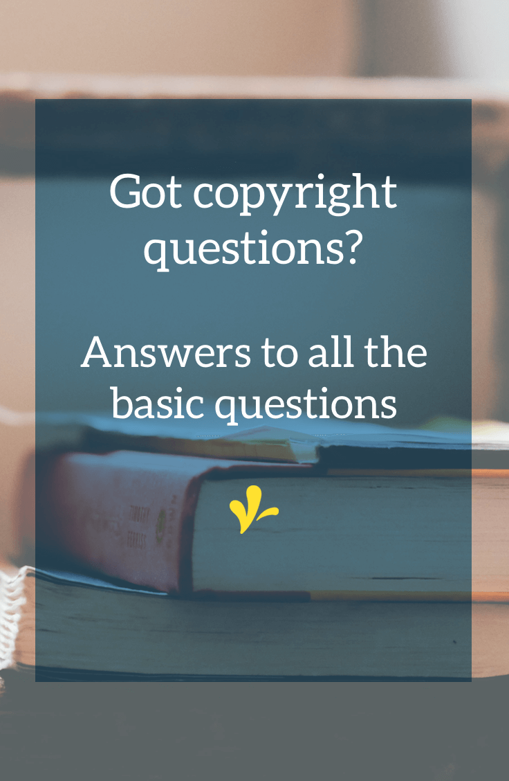 Diving into copyright basics: what it protects, who is the owner, what are the owner's rights, length, copyright notices, and what's copyright registration.