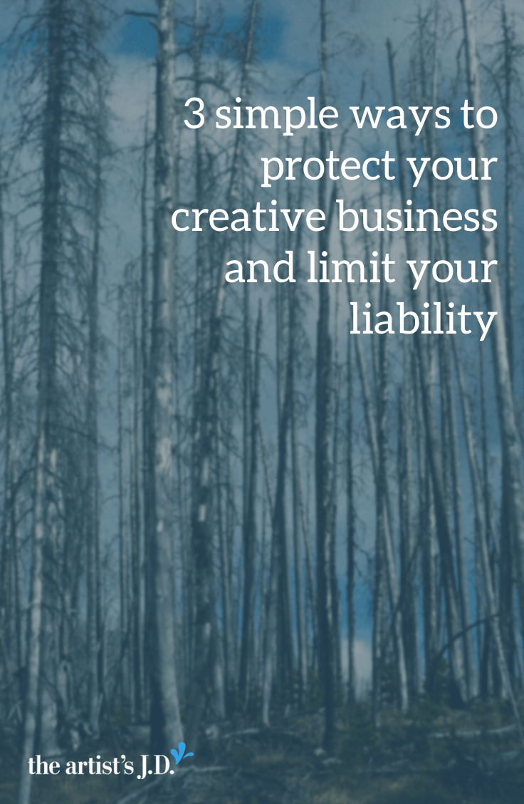 An LLC is the most common way people protect themselves. But do you know other ways you can protect yourself by limiting your liability?