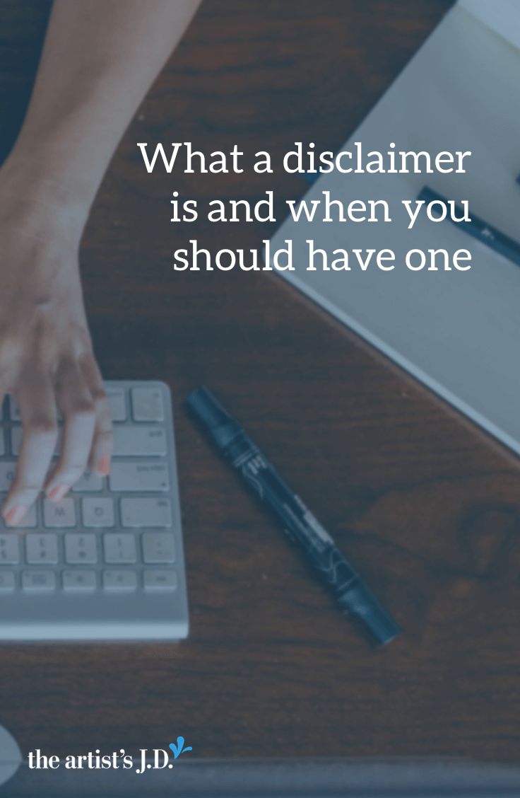 You know that you are supposed to tell readers when you are paid for including content on your site, but do you know the other ways a disclaimer can protect you? Click through to learn what a disclaimer is and how to create one.
