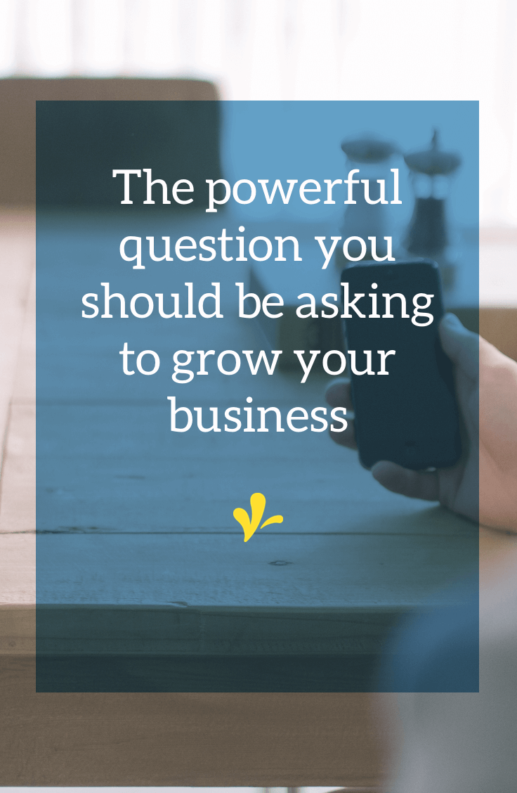 Sometimes your team doesn't know you are missing key pieces of information. I use this powerful question to make sure I have what I need to make a decision.