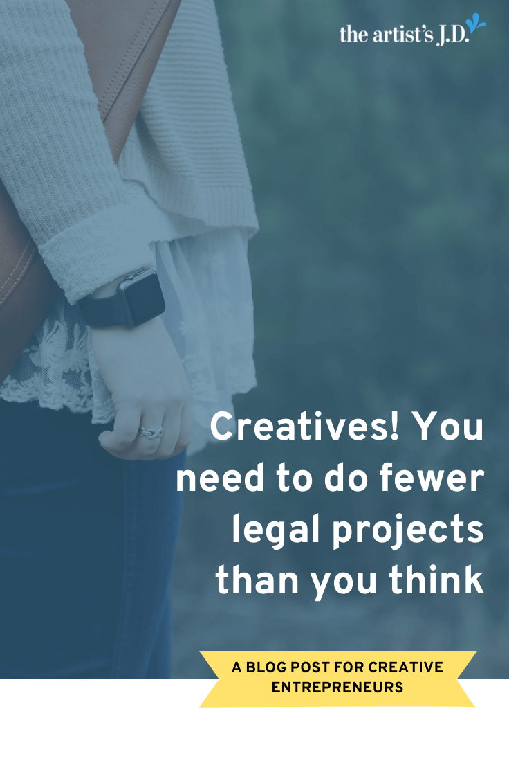 Overwhelmed by that business legal checklist you downloaded? You probably don't have to do all those legal projects right now. Learn how to prioritize them.