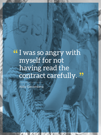 Do you have a contract review process? Learn how having one would have saved Abby a huge headache.