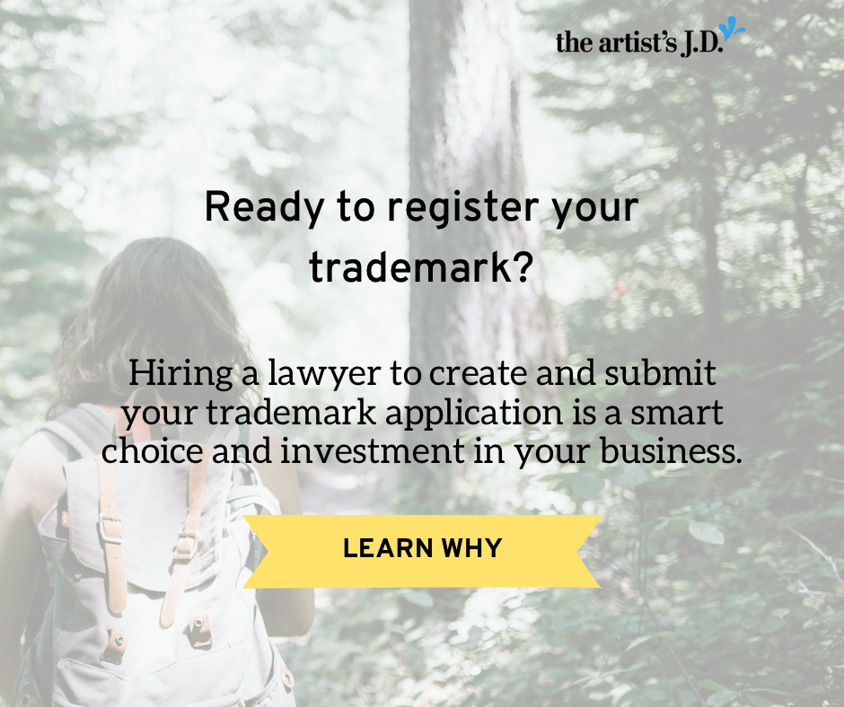 Learn about trademarks registration