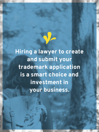 I believe in DIY-ing things for your biz. But I think it's a terrible idea to DIY your trademark. Learn why + the five trademark registration steps.
