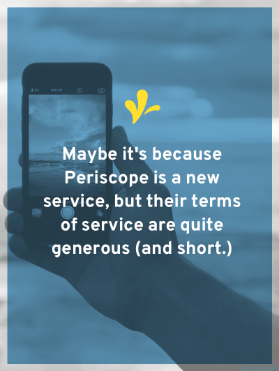 Have you added Periscope to your social media marketing plan? Thinking about hosting a giveaway? Learn how to keep your Periscope giveaway on the up and up.
