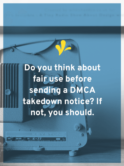 A mom battled in court for 8 years over a video of her son on Youtube. What can you learn? Think about fair use before sending a DMCA takedown notice.