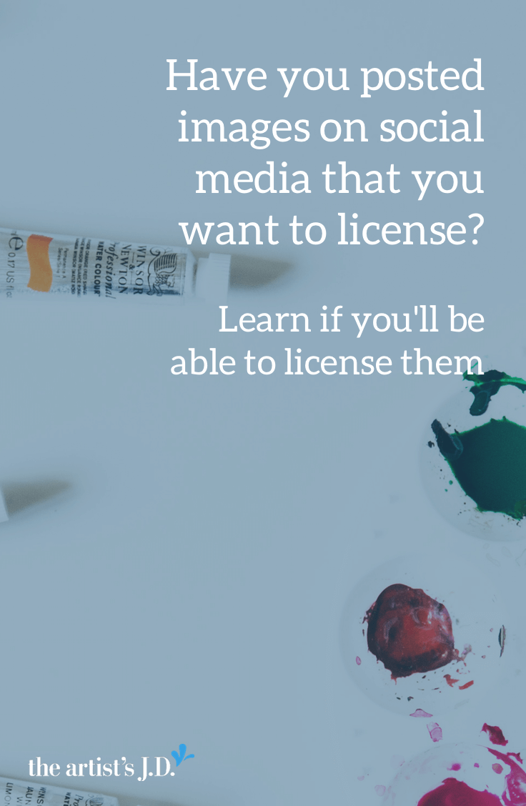 When you grant an exclusive license, you need to think about what other licenses you might have given. So you aren't breaking any promises to your licensee.