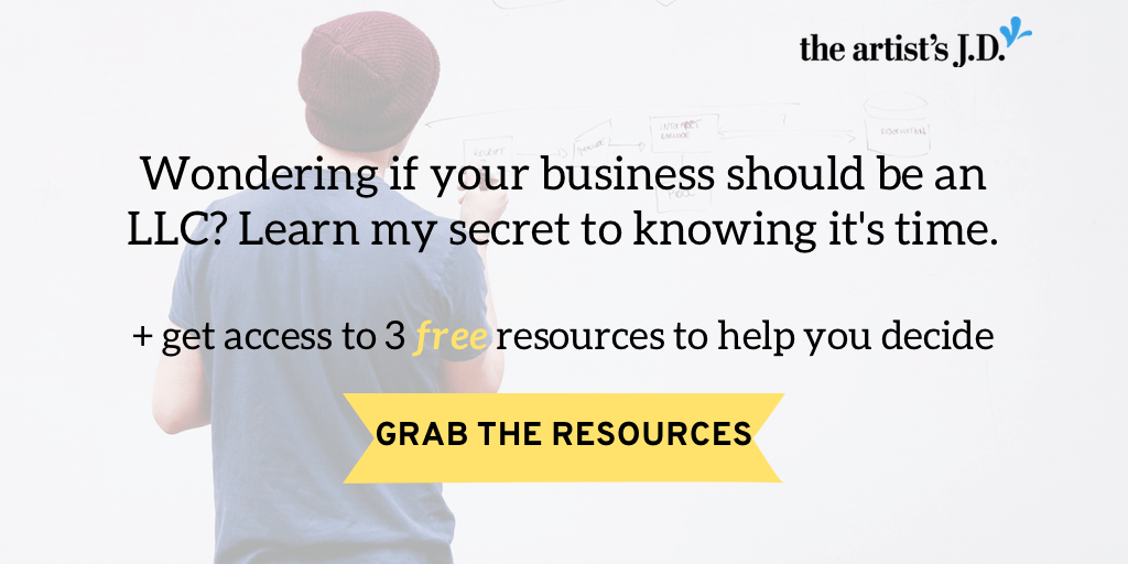 Learn the right answer using the questions I ask my clients. Get access to a free workshop and workbook to help you decide which business type is right for you.