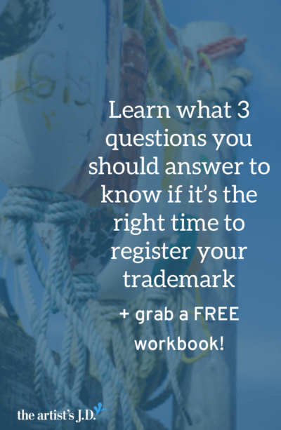 You can register your trademark too early and too late. Learn what three questions you should answer to know if it's the right time to register your trademark.