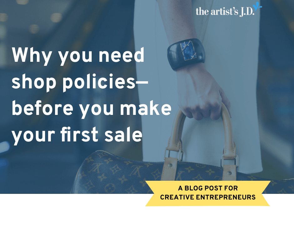 Making your first online sale is an exciting moment. Click through to read what you should have in place before that first sale.