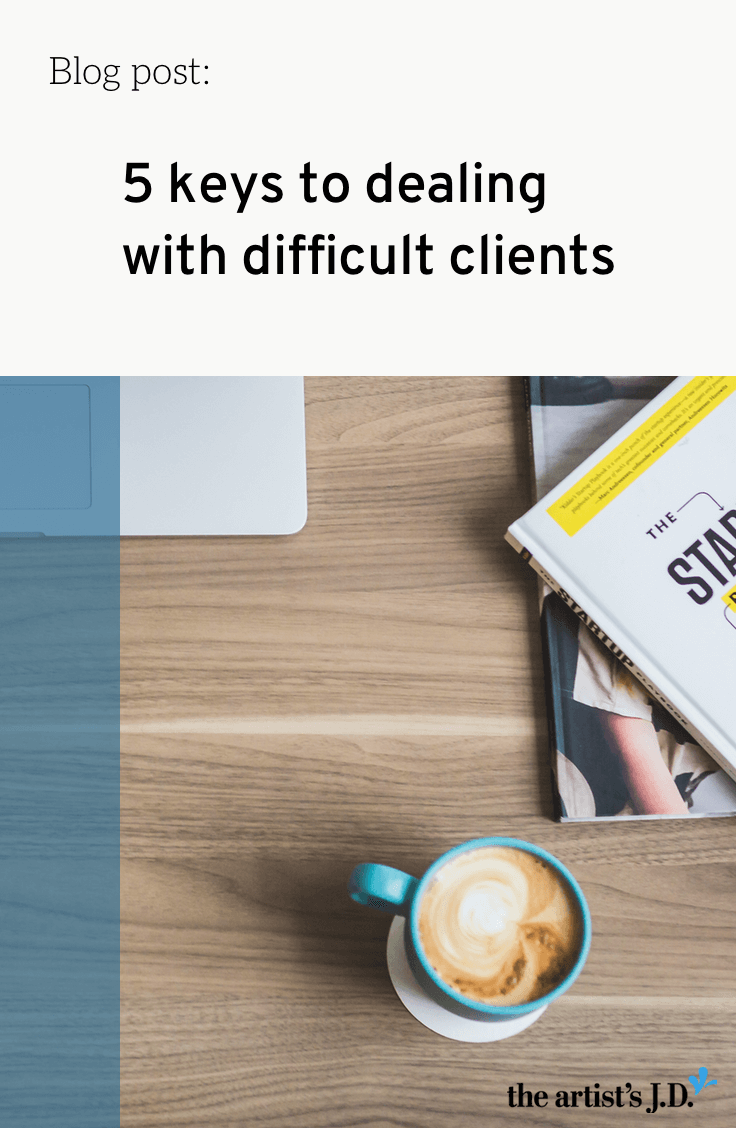 You can't avoid every difficult client. But one of the best ways of dealing with difficult clients is to starting your relationship right off right. Click through to read 5 tactics you can use to avoid problem clients before they become one.