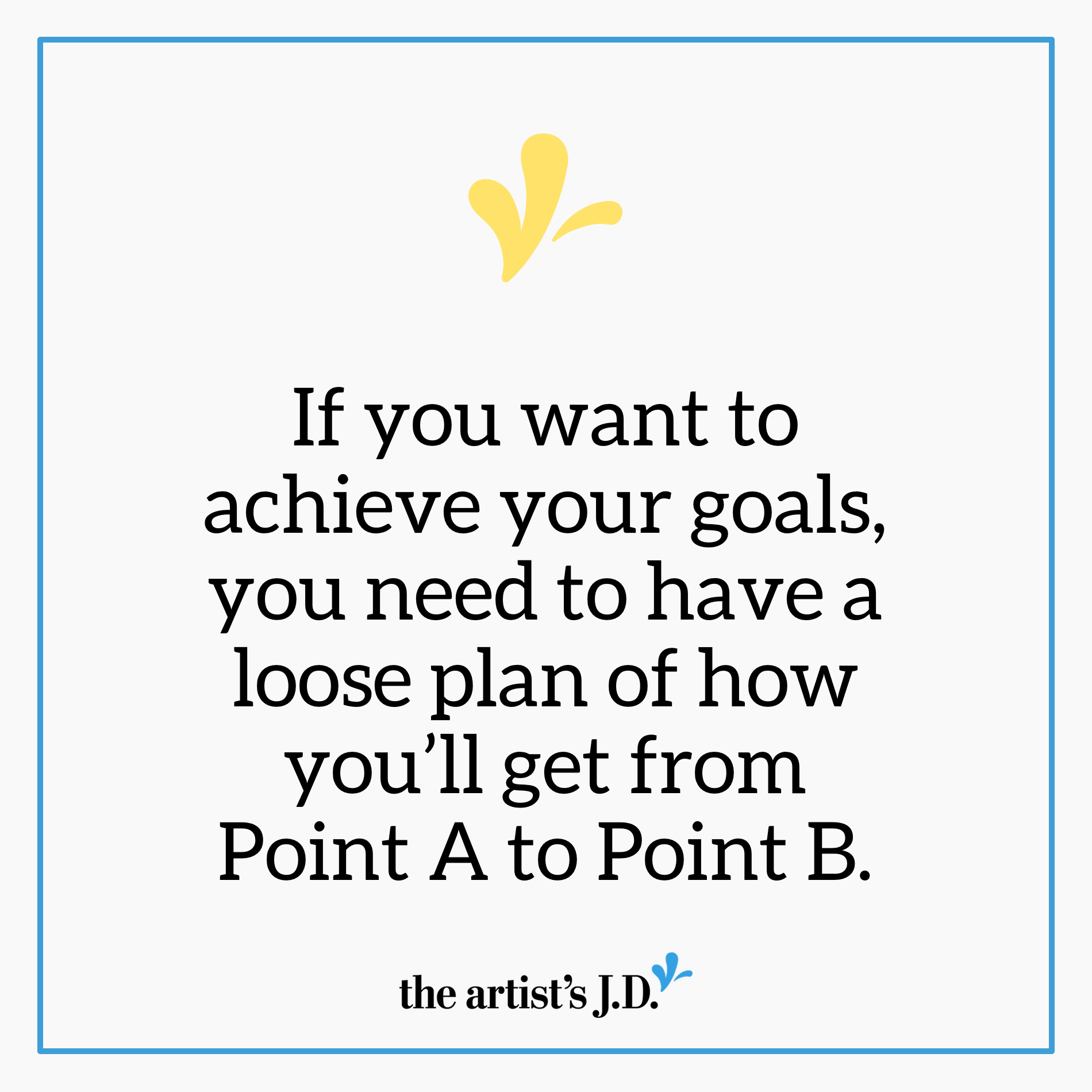 Having a bad day? Learn why you shouldn't just create a plan but plan for curve balls. So that you can have a plan to power through the bad days.
