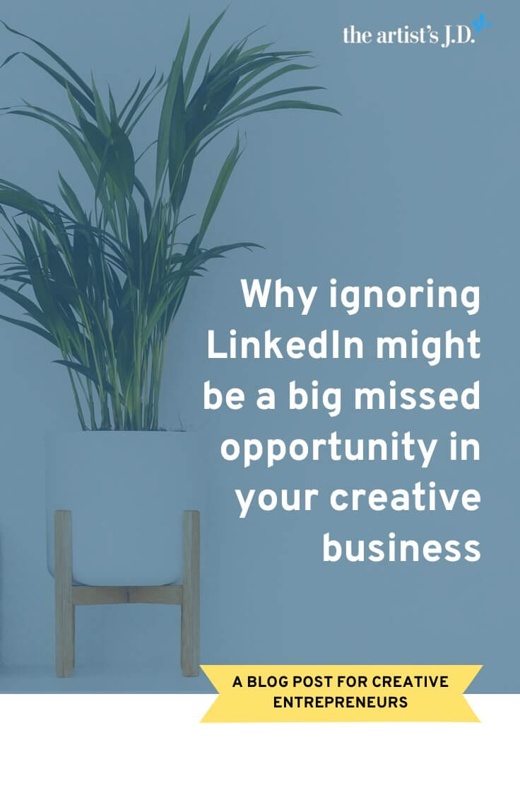 Ignoring LinkedIn could be a big missed opportunity for your creative business. How big? Last year, half of my income came from clients who found me via LinkedIn. How can you turn LinkedIn into a lead-generation machine? Here are three strategies that have helped me.